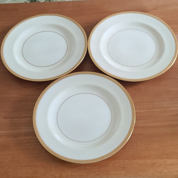 """Theodore Haviland Limoges Other - Theodore Haviland Limoges Saucer 7.5"""" e"""